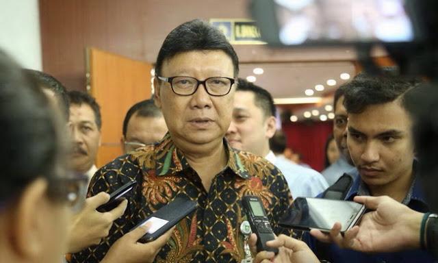 Mendagri: Indonesia Negara Peraturan