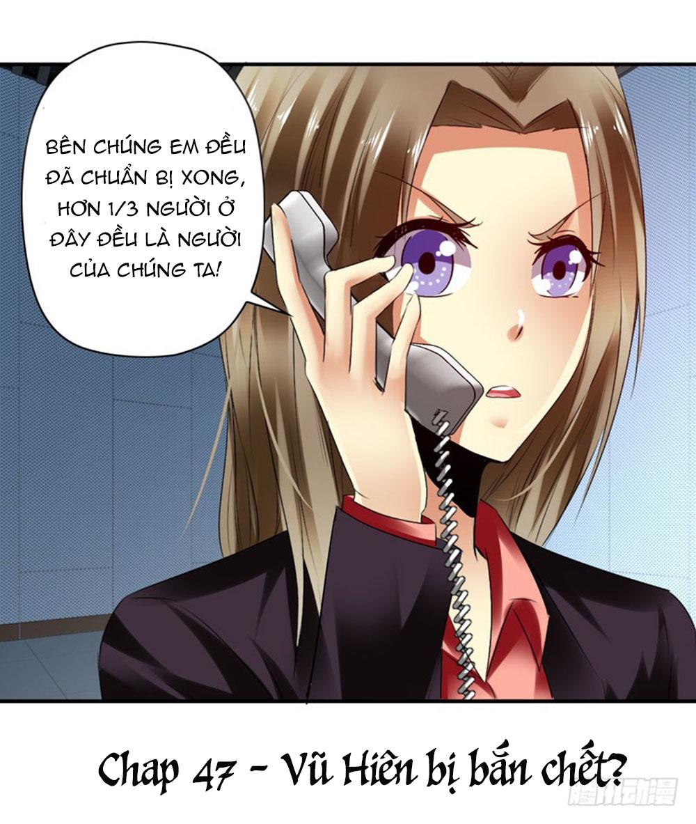 Thủ Hội Chi Vũ – Chap 47