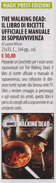 The Walking Dead: il libro di ricette ufficiale e manuale di sopravvivenza