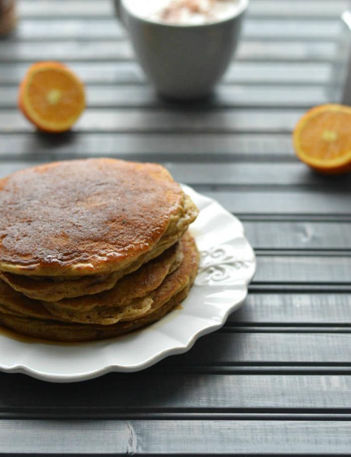 seasonal orange recipe