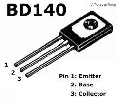 Data+Sheat+Transistor+BD+140 Datasheet Bd on