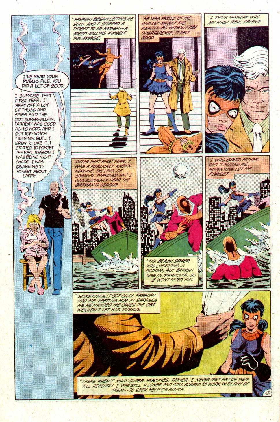 Read online Secret Origins (1986) comic -  Issue #28 - 15