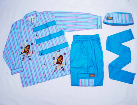 model baju muslim anak tanah abang