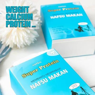 Obat Penggemuk Super Protein