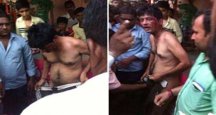 بالصور -  قطع العضو الذكري لرجل حاول اغتصاب مراهقة ( + 18 )