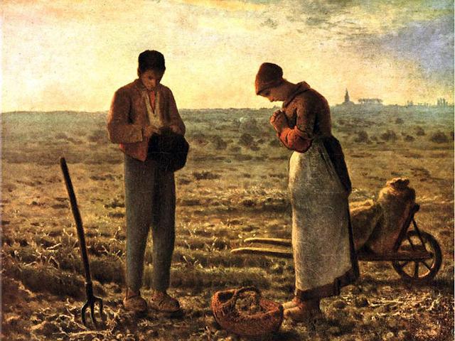 """""""Anioł Pański zwiastował Pannie Maryi i poczęła z Ducha Świętego"""""""