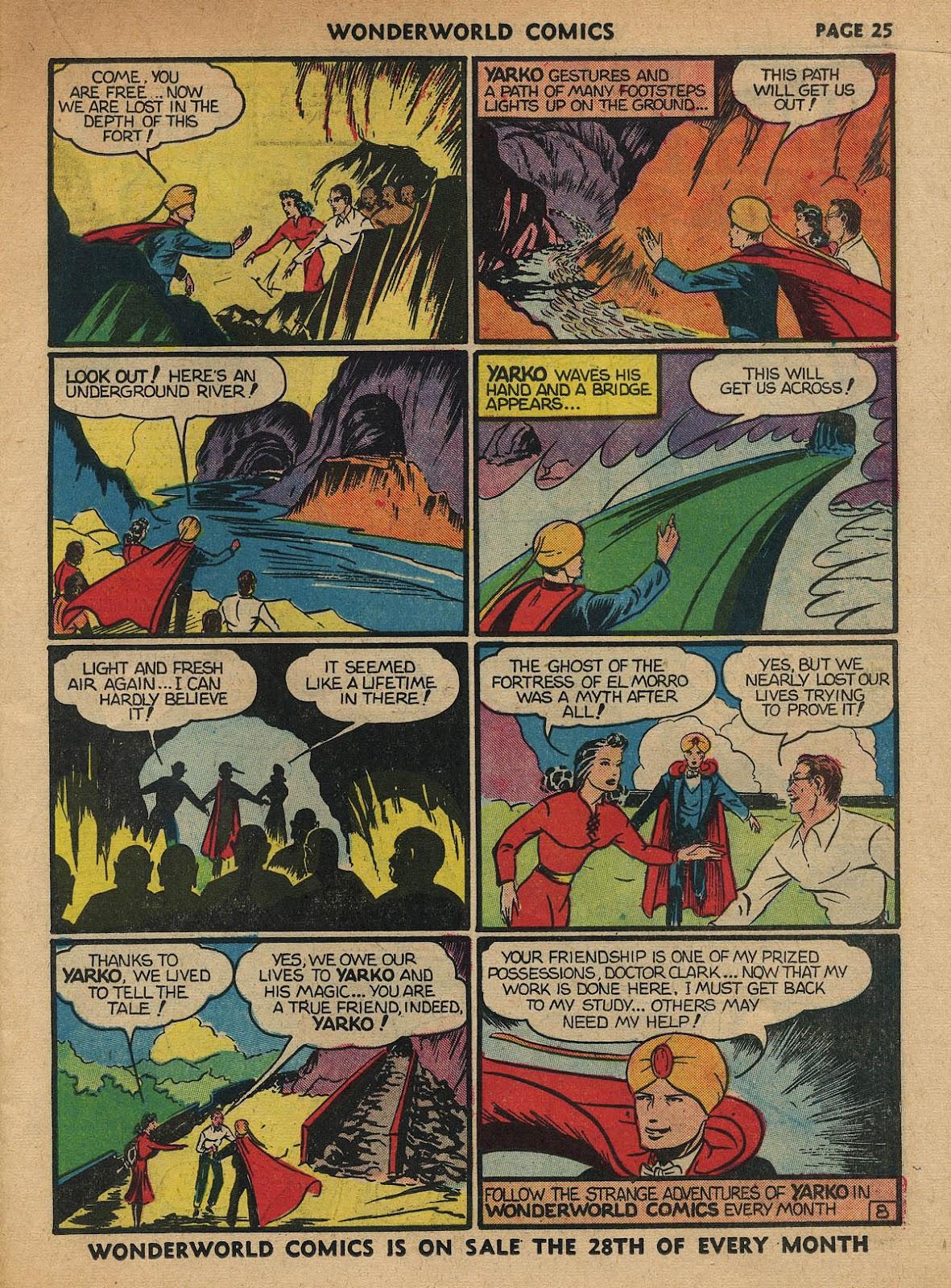 Wonderworld Comics issue 23 - Page 27