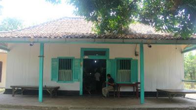 Rumah Djiauw Kie Siong lokasi kejadian Rengasdengklok rumah tempat penculikan sukarno hatta