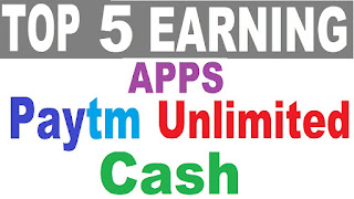 Instant Free PayTM Cash Giving App