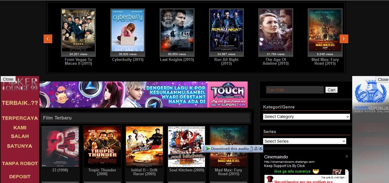 CINEMAINDO Tempat Download Film Terbaru