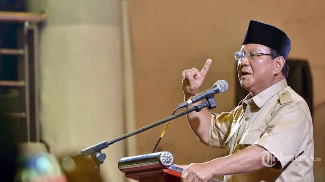 Prabowo Subianto: Umat Muslim Indonesia Lelah Dicap Radikal