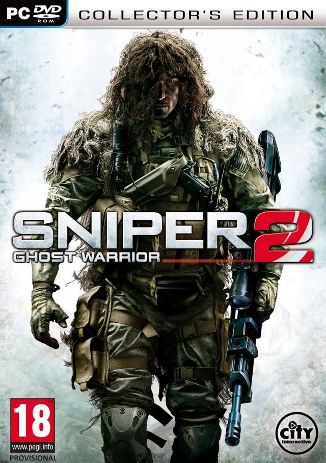 Cover Caratula Sniper Ghost Warrior 2 PC