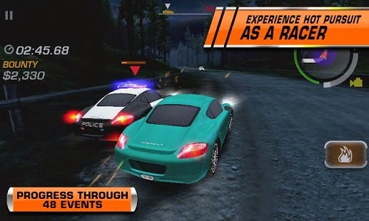 Need for Speed (NFS) Hot Pursuit Apk Data Full Free Android