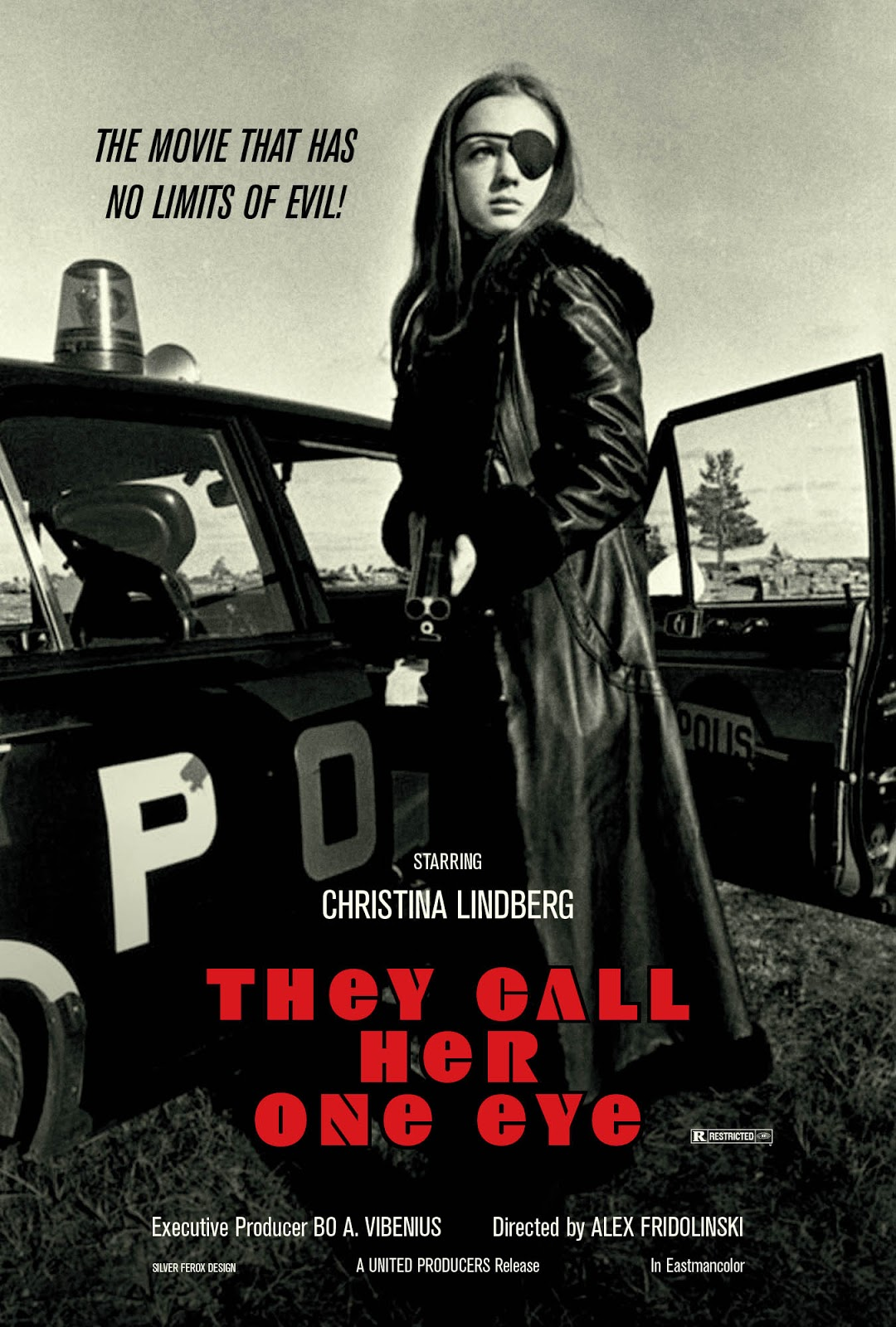Christina lindberg thriller they call her one eye - 5 8
