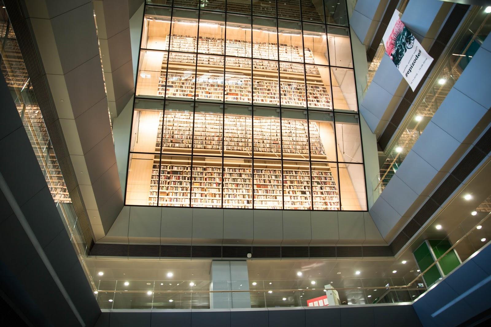 Kansalliskirjasto Riika National library
