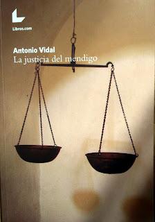 Reseña de La justicia del mendigo de Antonio Vidal