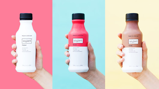 Soylent - A Health Conscious Meal Replacement Drink | Healthy Meals