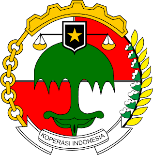 Settingan Logo Koperasi Indonesia