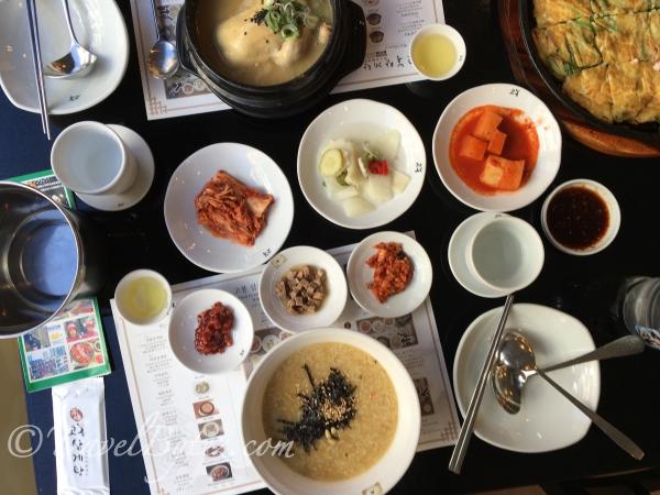 Gobong Samgyetang (고봉 삼계탕)