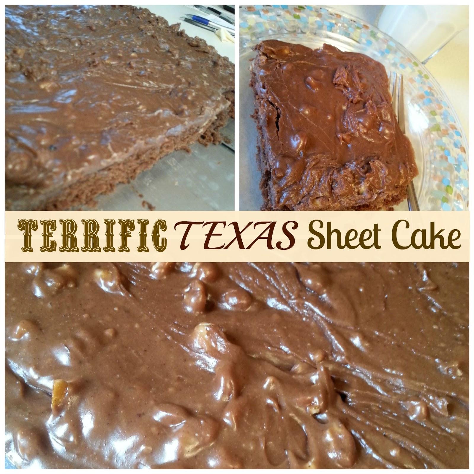 The Better Baker Terrific Texas Sheet Cake
