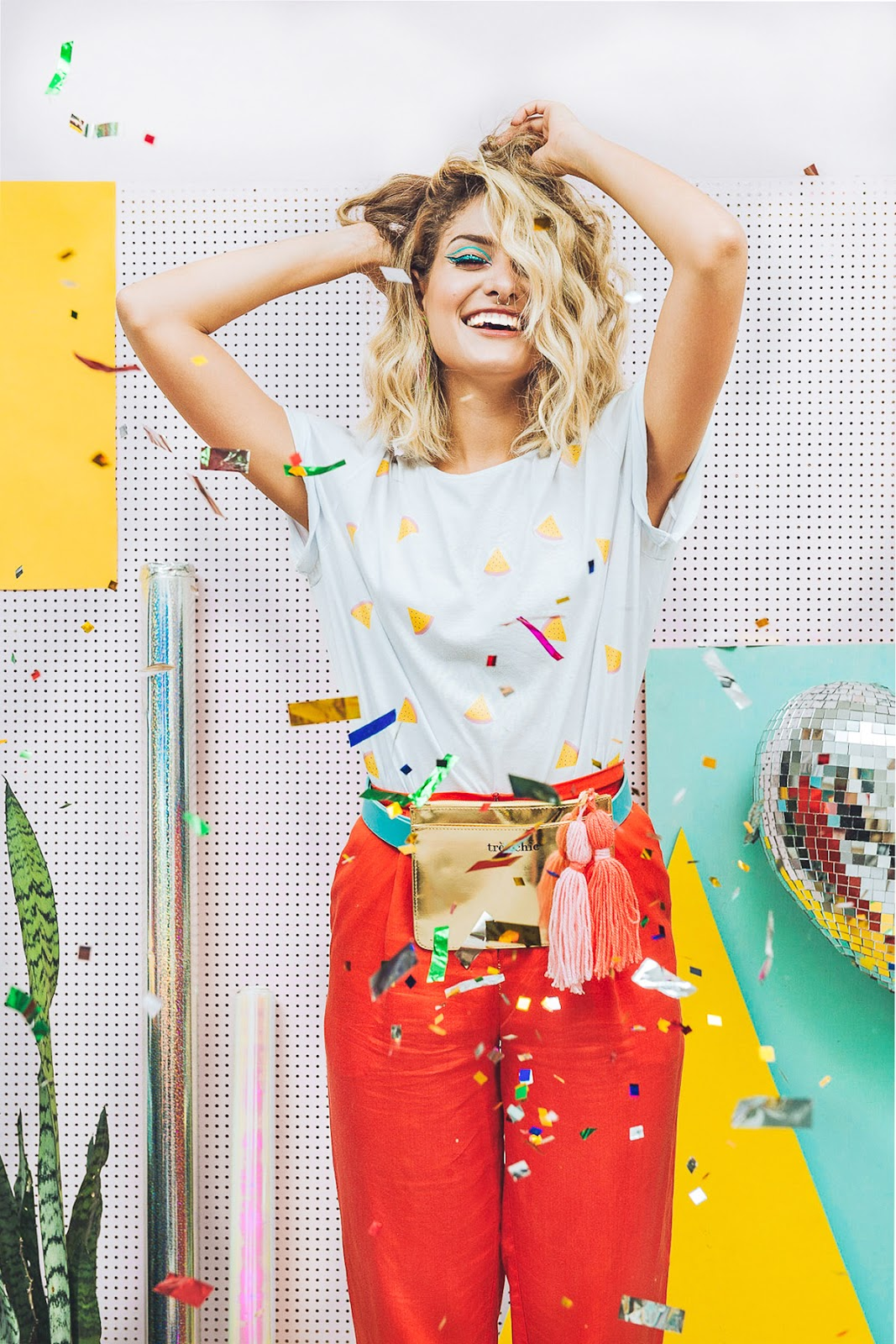 CARNAVAL DIY CUSTOMIZACAO LOOK BLOG DO MATH MANUELA GOMES