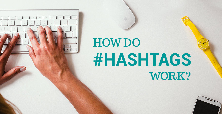 How do hashtags work?