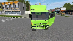 Bussid Truck Hino Terbaru V2.9