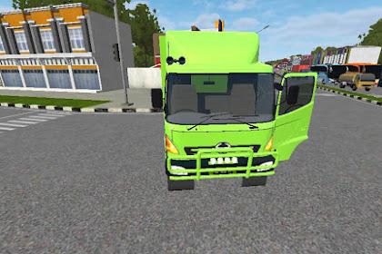 Bussid Mod Truck Hino