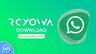 RC-YO WhatsApp 7.81 APK: iOS Themes Download