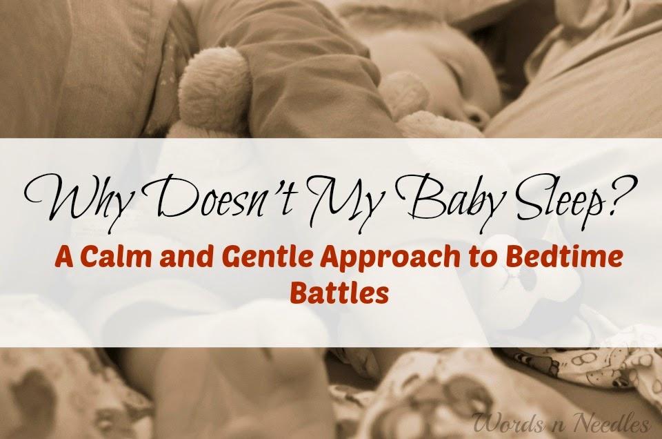calm gentle bedtime