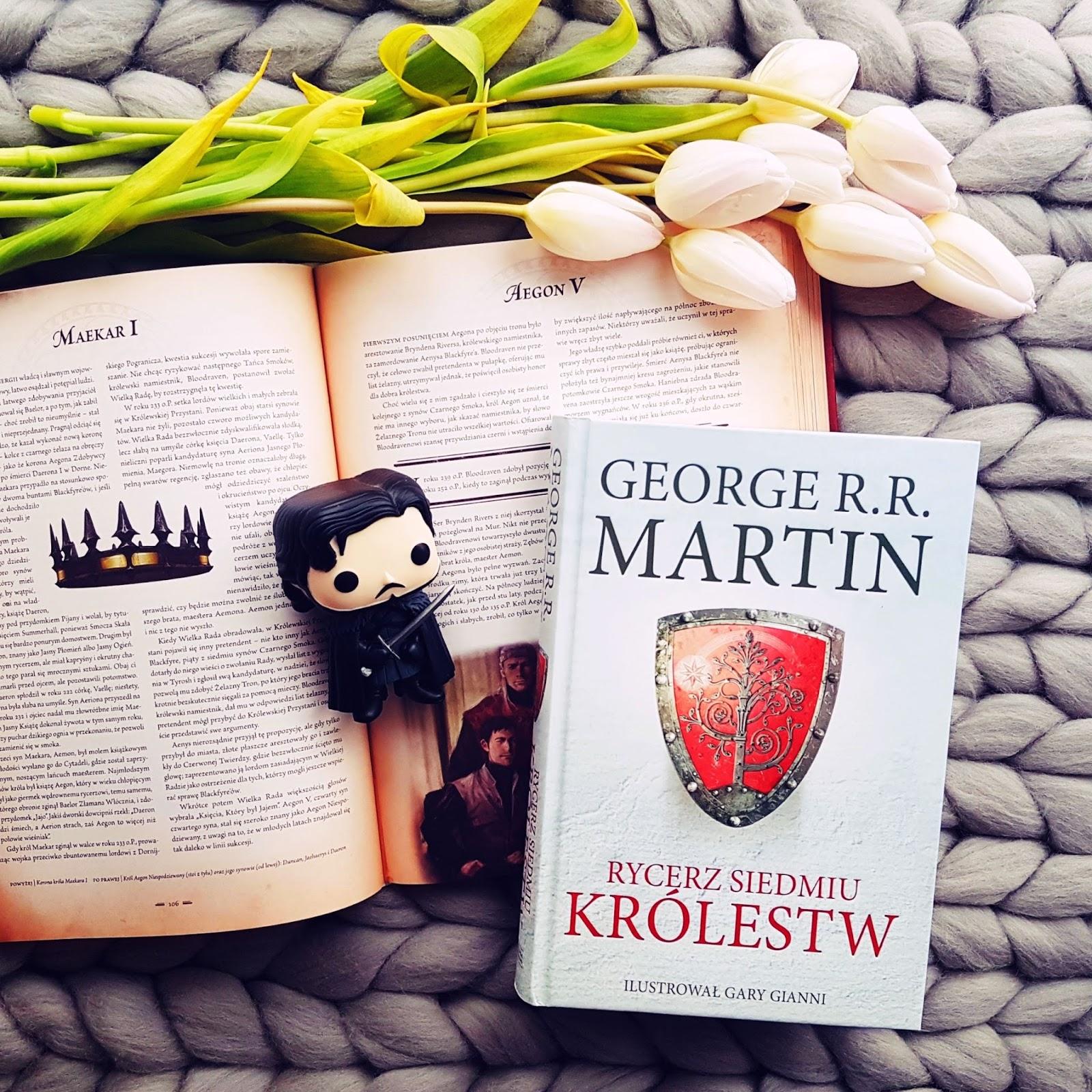 Rycerz Siedmiu Królestw - George R. R. Martin