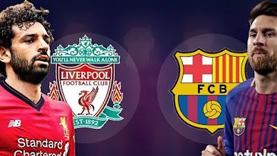 مشاهدة مباراة برشلونة وليفربول اليوم بث مباشر فى دورى ابطال اوروبا