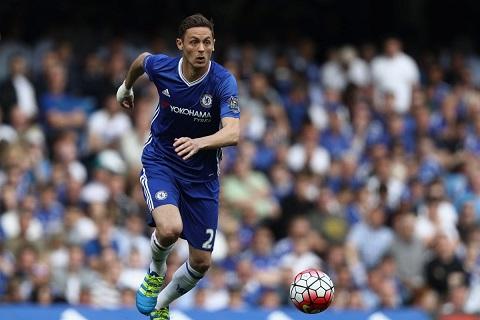 Nemanja Matic là nhân tố không thể thiếu ở trung tuyến Chelsea