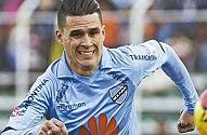 goleador Callejón