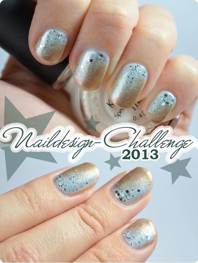 Nageldesign-Challenge 2013 - Nageldesign zum Thema Winter