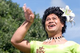 Faafafine performer Auckland Pasifika