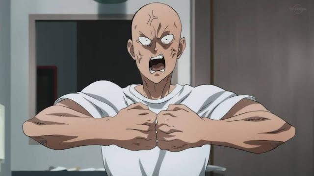 One Punch Man Season 2 - Episode 11