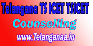 Telangana TS ICET Online Counselling TSICET Online Counselling