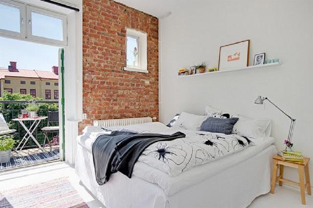 Sypialnia W Stylu Skandynawskim Codziennie Szczypta Designu