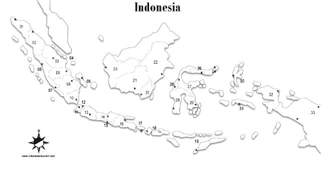Lembar Kerja Peserta Didik Persebaran Penduduk Indonesia