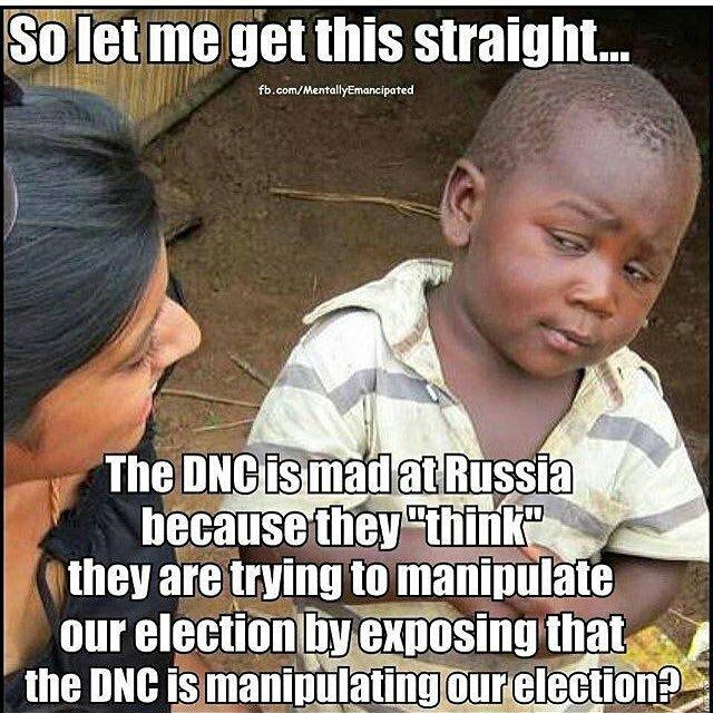 dnc the old jarhead some political memes