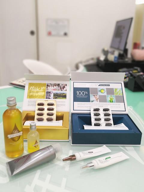 Zell-V First Skincare Range