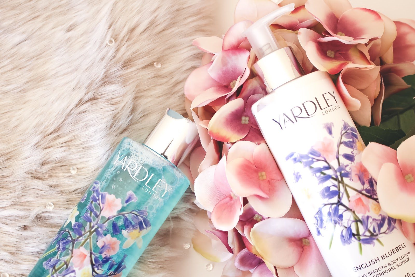 Yardley London Lily Of The Valley And English Bluebell - 2