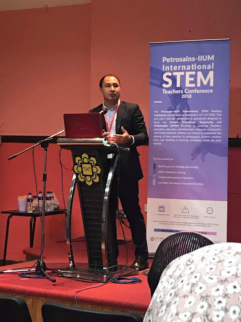 Petrosains IIUM International STEM Teachers Conference