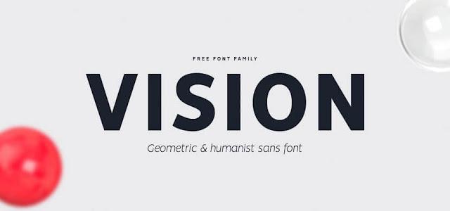 خطوط عائلة VISION كاملة   - 12 خط