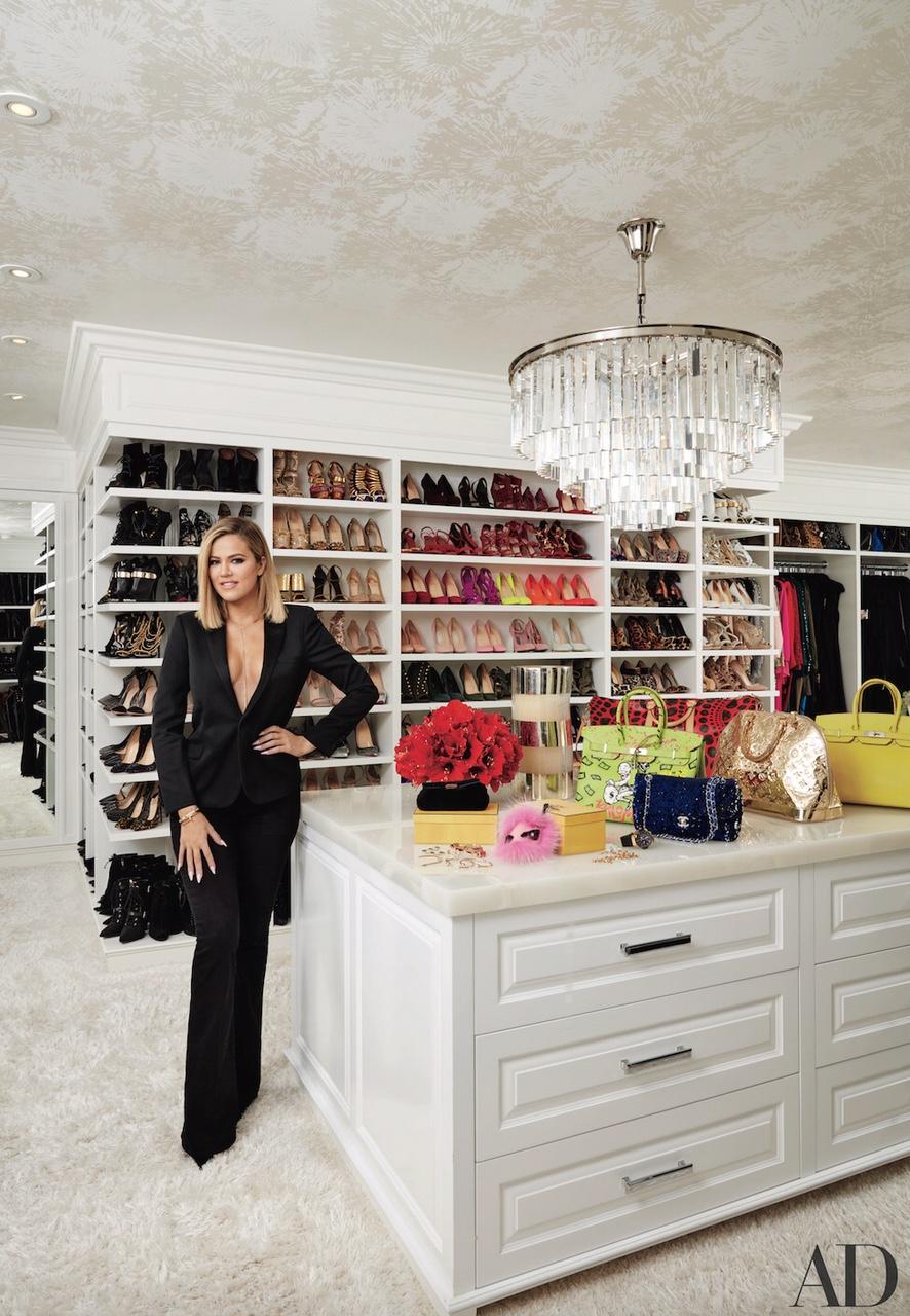 O Clã Kardashian Pode Ser Acusado De Muita Coisa, Menos De Falta De Bom  Gosto No Que Toca à Decoração Das Suas Casas. Claro Que O Decor Foi Feito  Com A ...