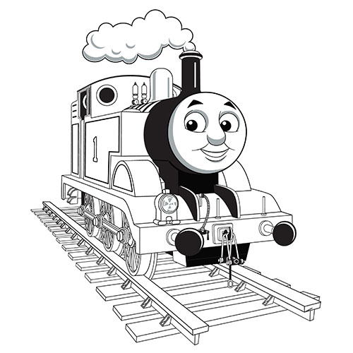 for Emily the tank engine coloring pages