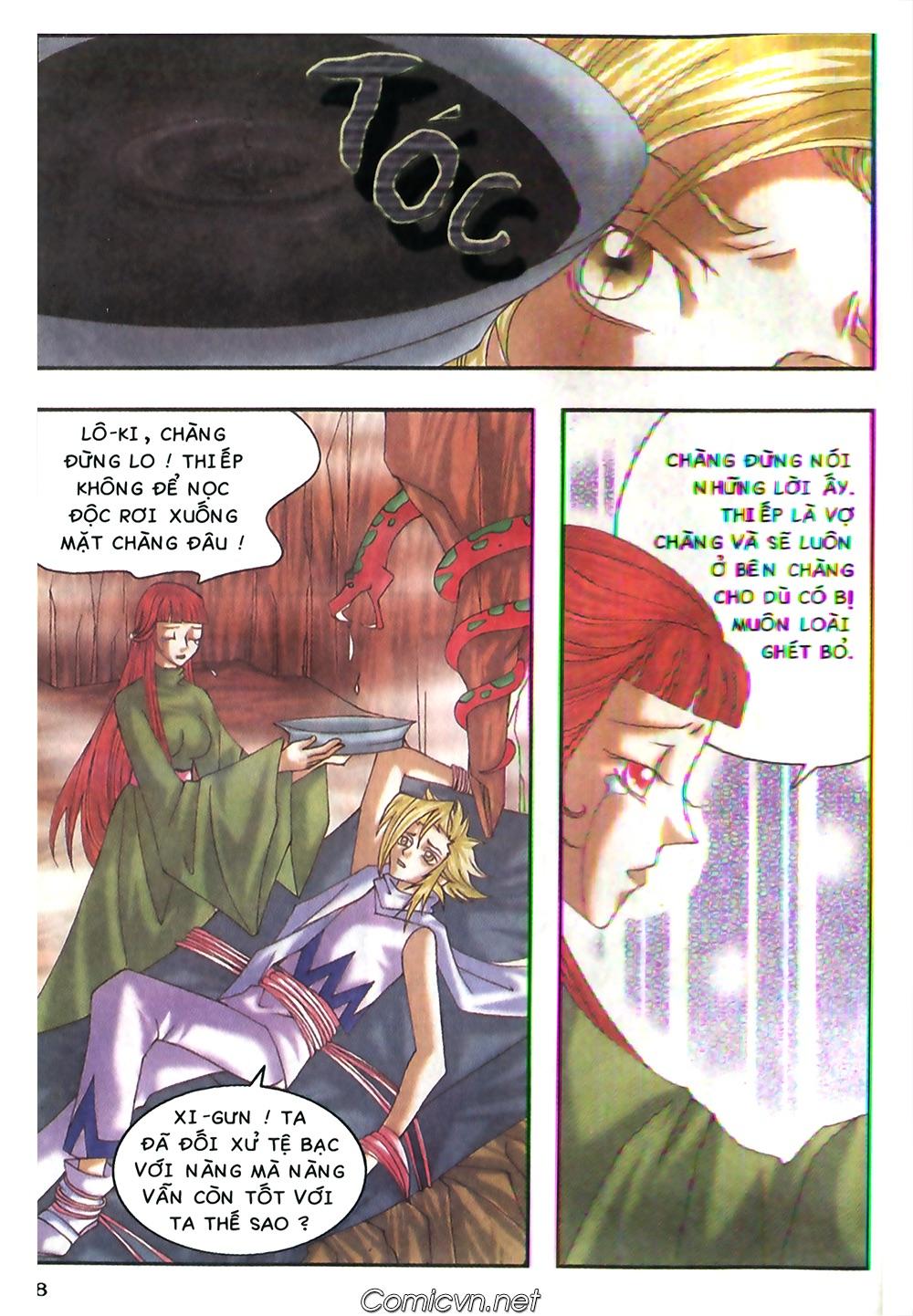 Thần thoại Bắc Âu - Chapter 48: Cuộc chiến Ragnarok - Pic 9