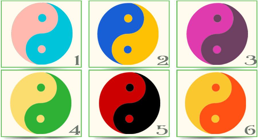 El test del Yin Yang