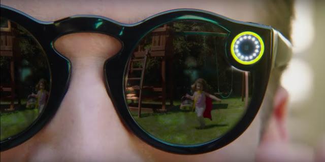 يمكنك الآن شراء نظارات سناب شات أون لاين